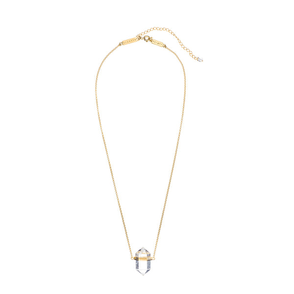 PRE ORDER keep me calm crystal necklace | small