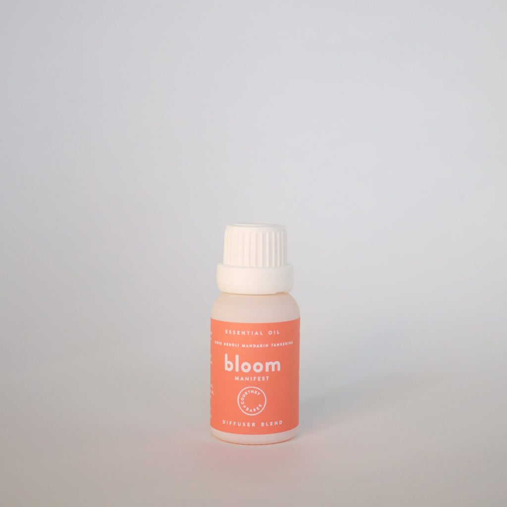 courtney + babes diffuser oil blend | bloom