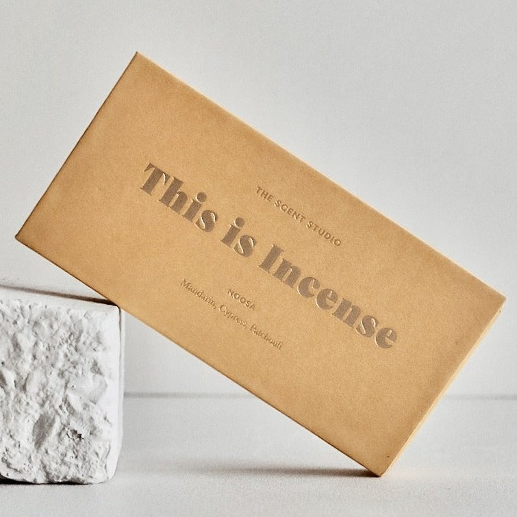 This Is Incense | NOOSA