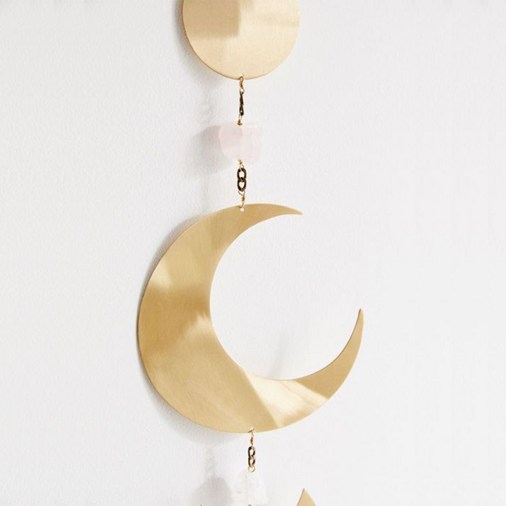Ariana Ost | Moon Phase Wall Hanging