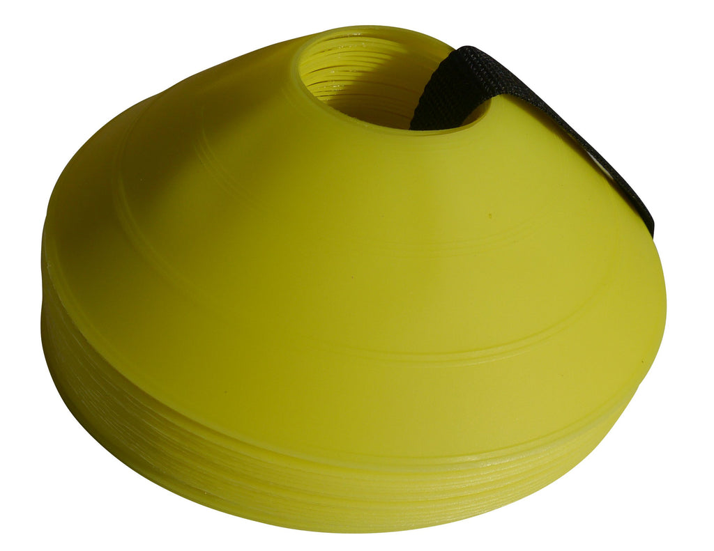 25 Disc Cones with Carrying Strap