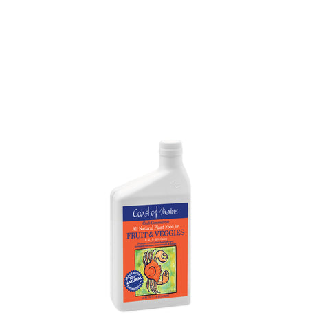 Liquid Crab Fertilizer for Fruit and Veggies