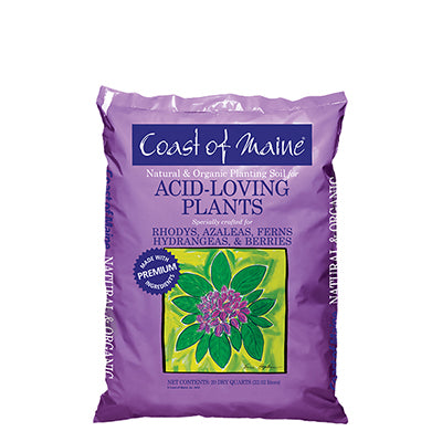 Natural & Organic Planting Soil for Acid-Loving Plants
