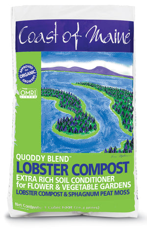 Quoddy Blend Lobster Compost