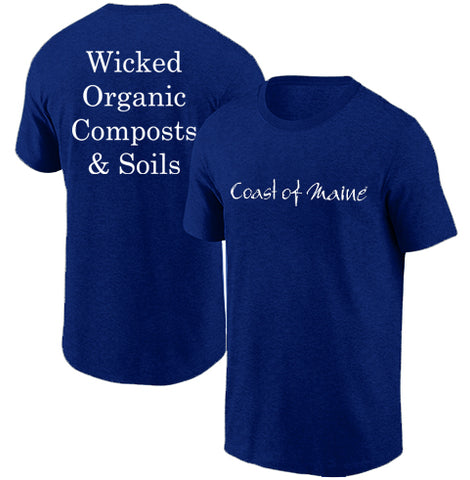 Coast of Maine - Wicked Organic T-Shirt