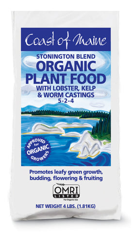 Lobster & Kelp Plant Food – 4lb