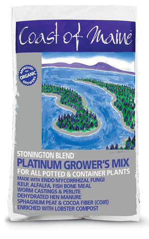"Stonington Blend™ Organic ""Super Soil"" – 1.5ft³"