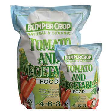Bumper Crop Tomato and Vegetable Food