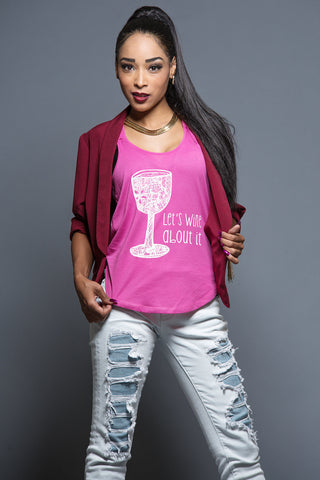 Wine Wednesday Tank