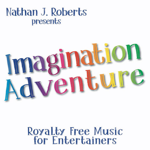 Imagination Adventure Royalty Free MagiTunes Music