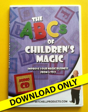 ABCs of Children's Magic