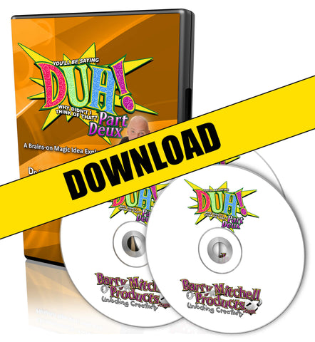 Duh! Part Duex DVD