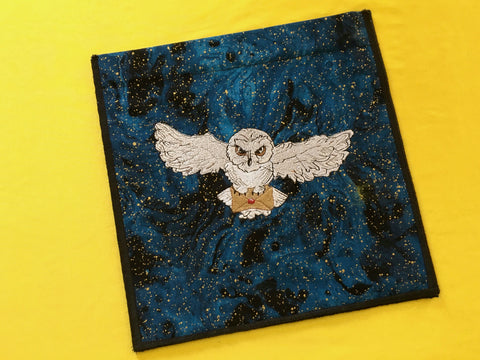 Snowy Owl Change Bag