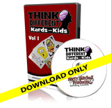 Think Different Kards with Kids Volume 1