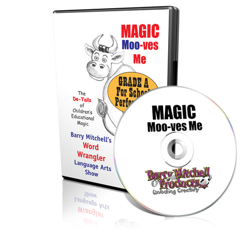 Magic Mooves Me DVD