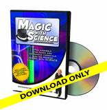 Magic with Science Instructional DVD