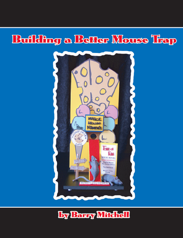 Build A Better Mouse Trap Paperback Book & CD