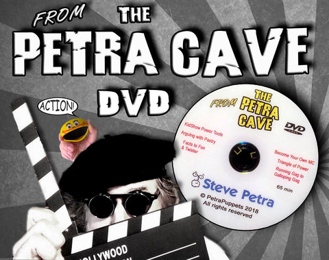 From the Petra Cave Download DVD