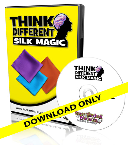 Think Different - Silk Magic