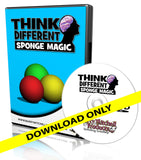 Think Different - Sponge Magic