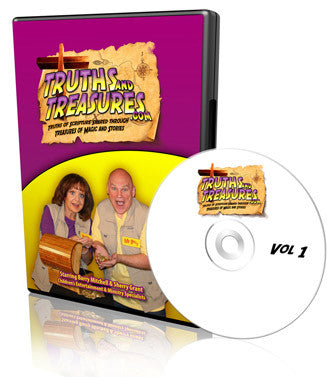 Truths and Treasures DVD Volume 1