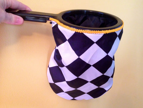 Checkered Flag Change Bag