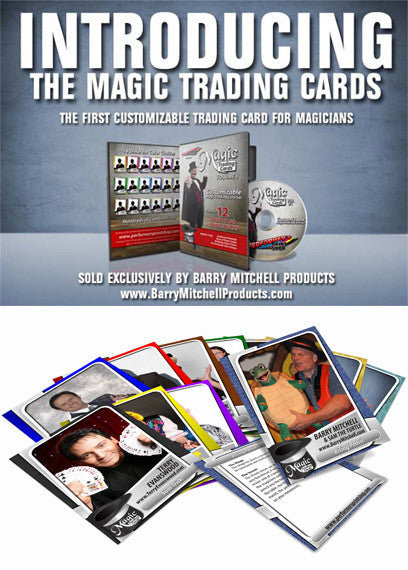 Magic Trading Cards – Barry Mitchell Products