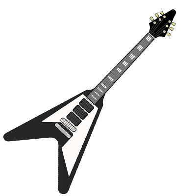The Flying-V Guitar