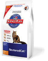 Hill's Science Plan Feline Mature Adult 7+ Neutered Cat