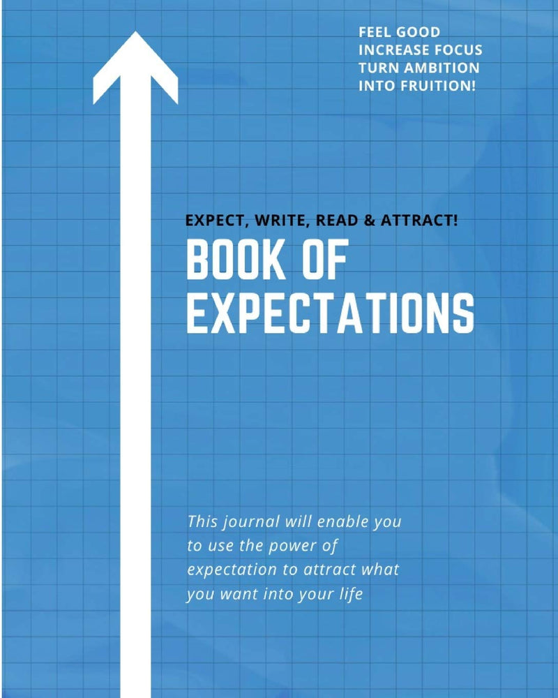 Book of Expectations - by Anton McArthur