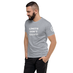 "Load image into Gallery viewer, iPositiv - ""Limits Don't Exist"" Men's T-shirt"