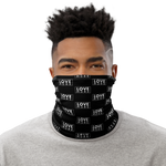 "iPositiv - ""Love More"" Neck Gaiter/Face Covering"