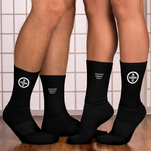 "iPositiv - ""Positive Energy Only"" Socks"