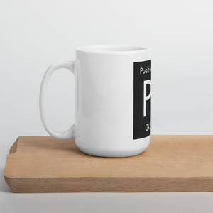 iPositiv - Periodic Table of Positivity Mug