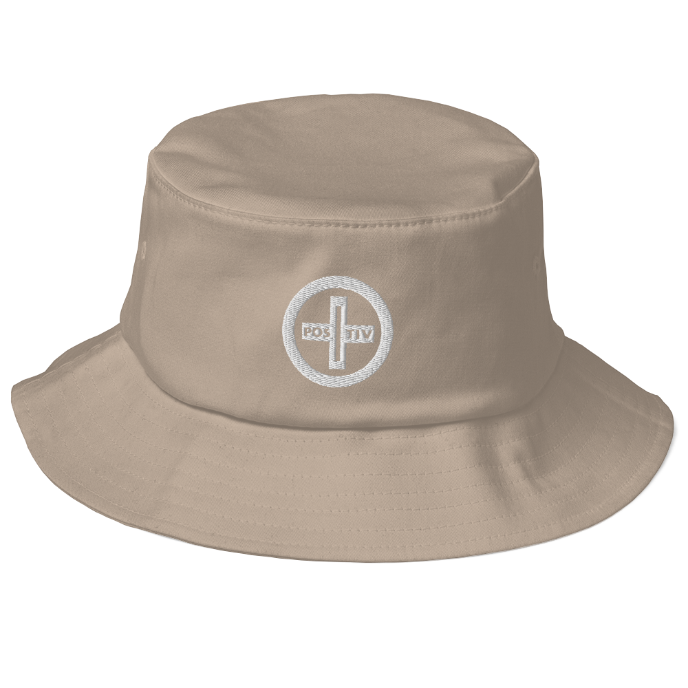iPositiv - Old School Bucket Hat