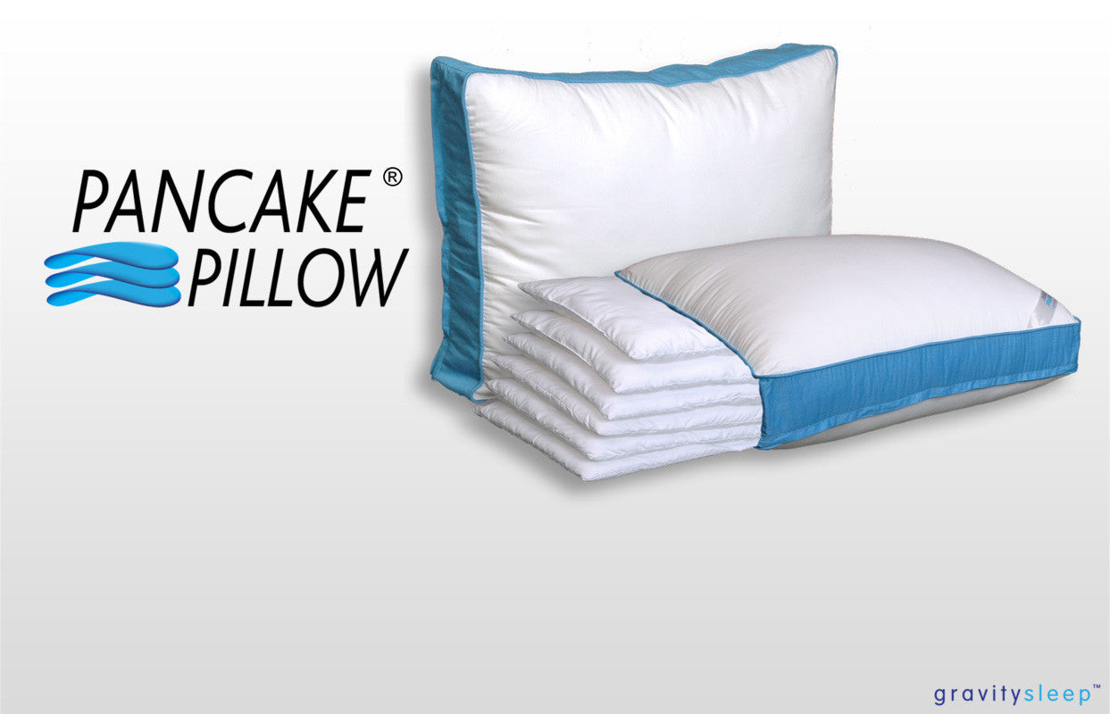 Uncategorized Pancake Pillow pancakepillow adjustable layer pillow that perfectly fits everyone