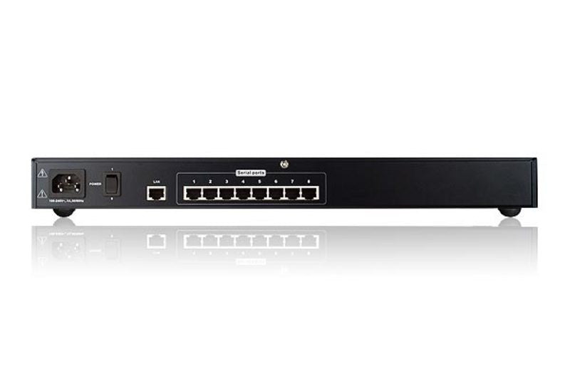 8-Port Serial Console Server - SN0108