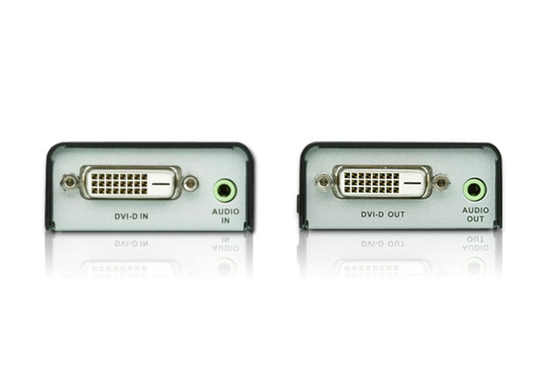 DVI Dual Link/Audio Cat 5 Extender (2560 x 1600@40m) - VE602