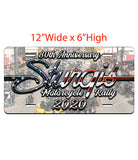 80th Sturgis Motorcycle Rally License Plates