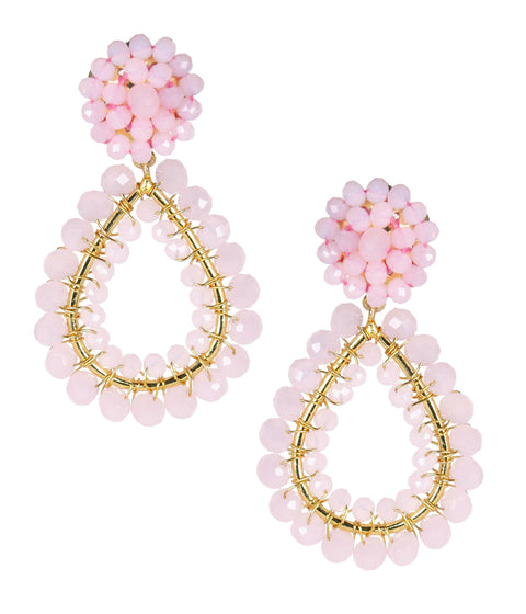 Margo Earring - Cotton Candy