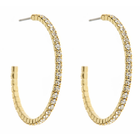 Diana Earrings - Gold