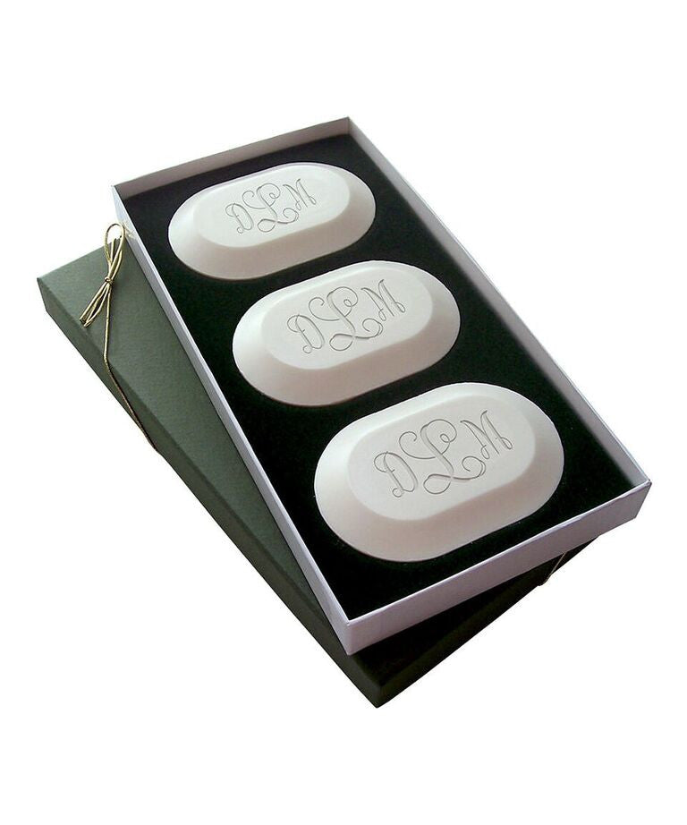 Monogram Soap - Full Monogram