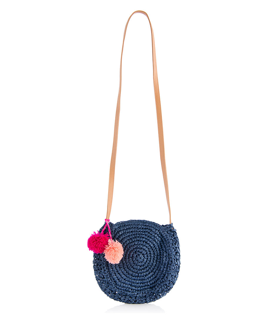 Rio Cross-Body - Navy