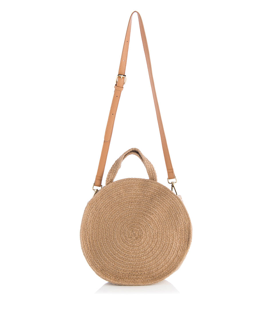 Eden Cross-Body - Natural *PRE-ORDER