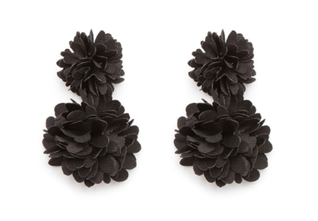 Holland Earrings - Black