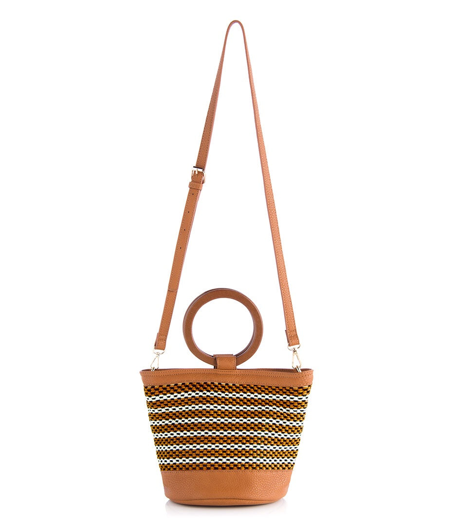 Bimba Bucket Bag - Tan