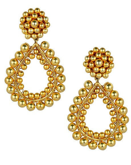 Margo Earring - Gold