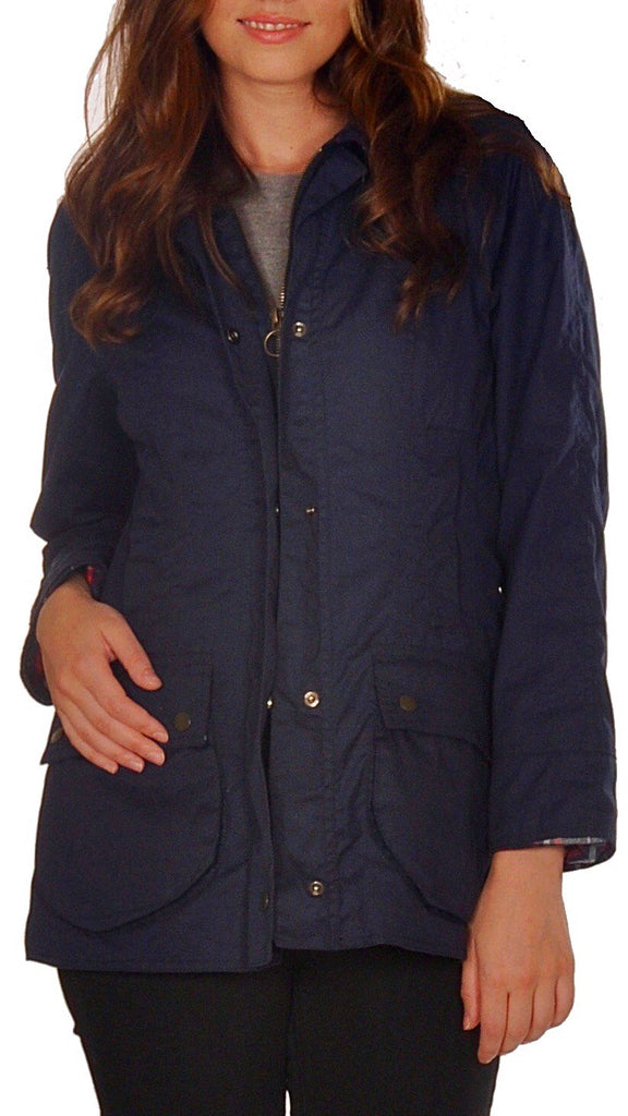 Barbourio Jacket - Navy