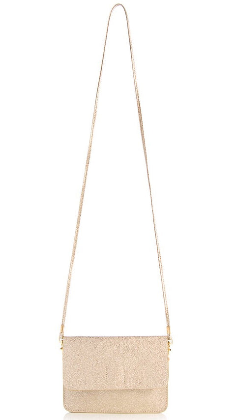 Fiona Crossbody - Gold