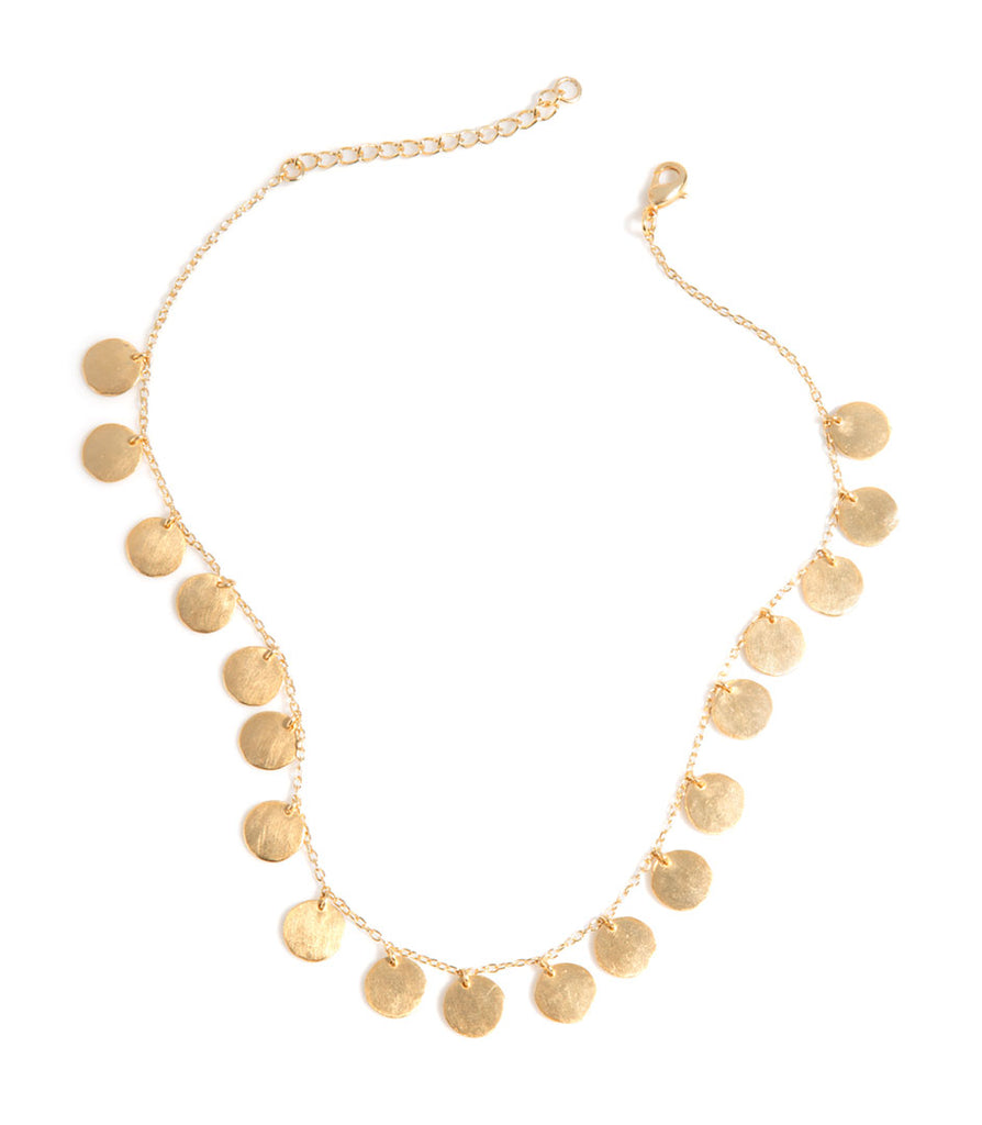 Elle Necklace - Gold